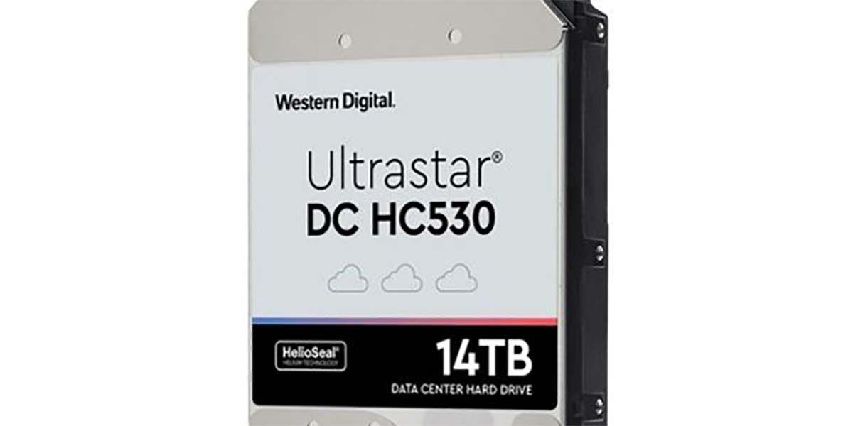 Nuovo Western DIgital HC530 / 14TB