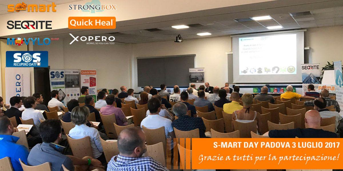Evento Smart Day – Contrasto al cyber-crime = Opportunità di business