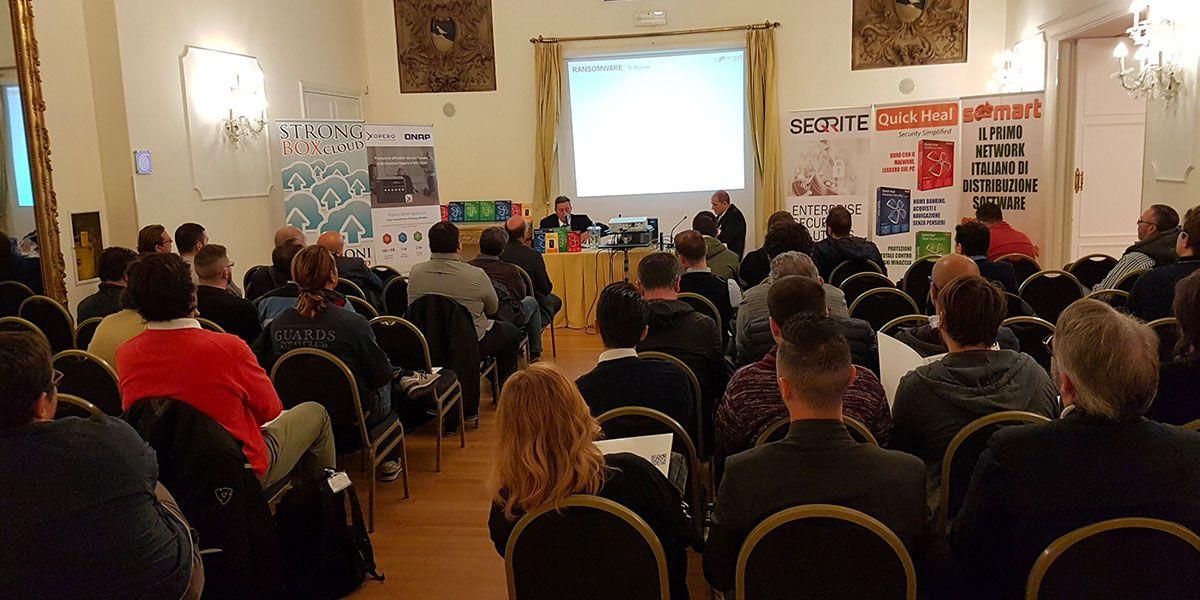 Le nuove frontiere del crimine informatico – Roma – Riccione – Firenze
