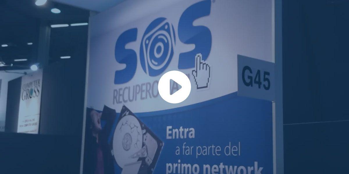 Smau Milano 17 Ottobre 2012 Sos Recupero Dati Padiglione 1